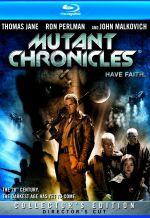 Хроники мутантов. Обложка Blu-Ray с сайта blu-ray.com