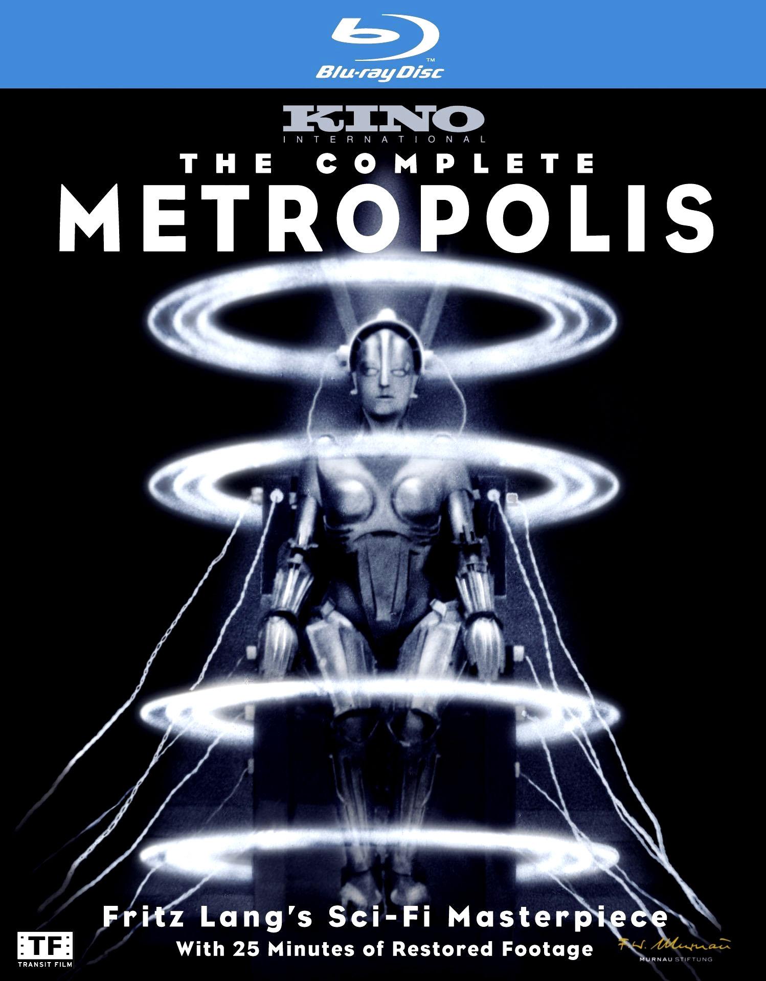Метрополис. Обложка с сайта kinopoisk.ru