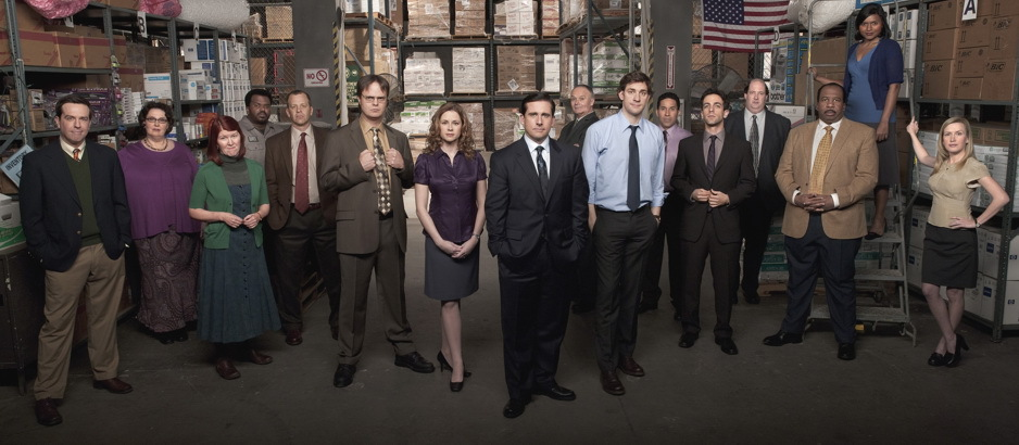 Офис. Обложка с сайта amazon.com