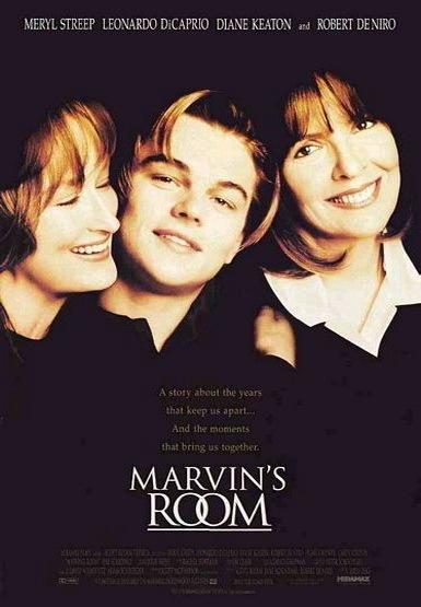 Комната Марвина. Обложка с сайта amazon.com