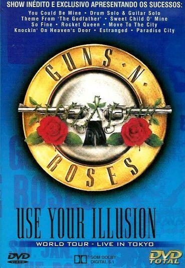 Guns N' Roses. Use Your Illusion. Обложка с сайта keep4u.ru