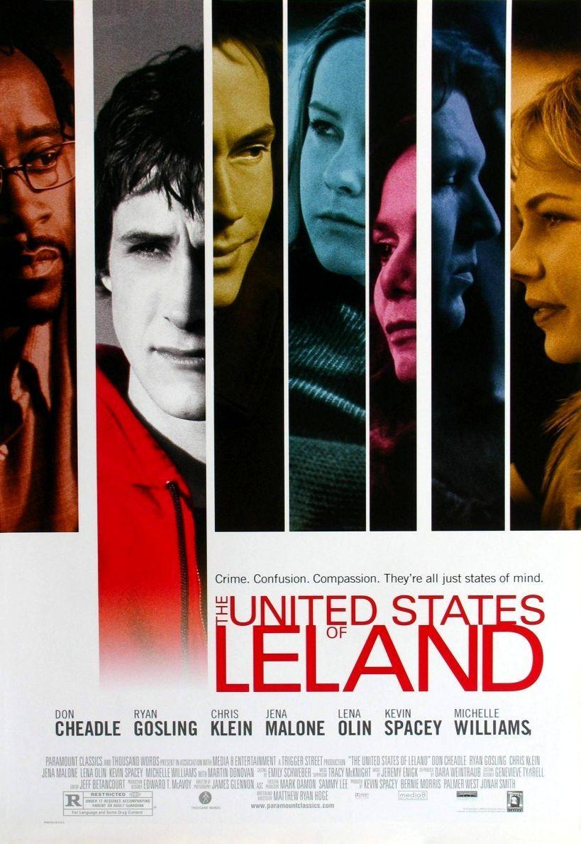 Соединенные штаты Лиланда. Обложка с сайта amazon.co.uk