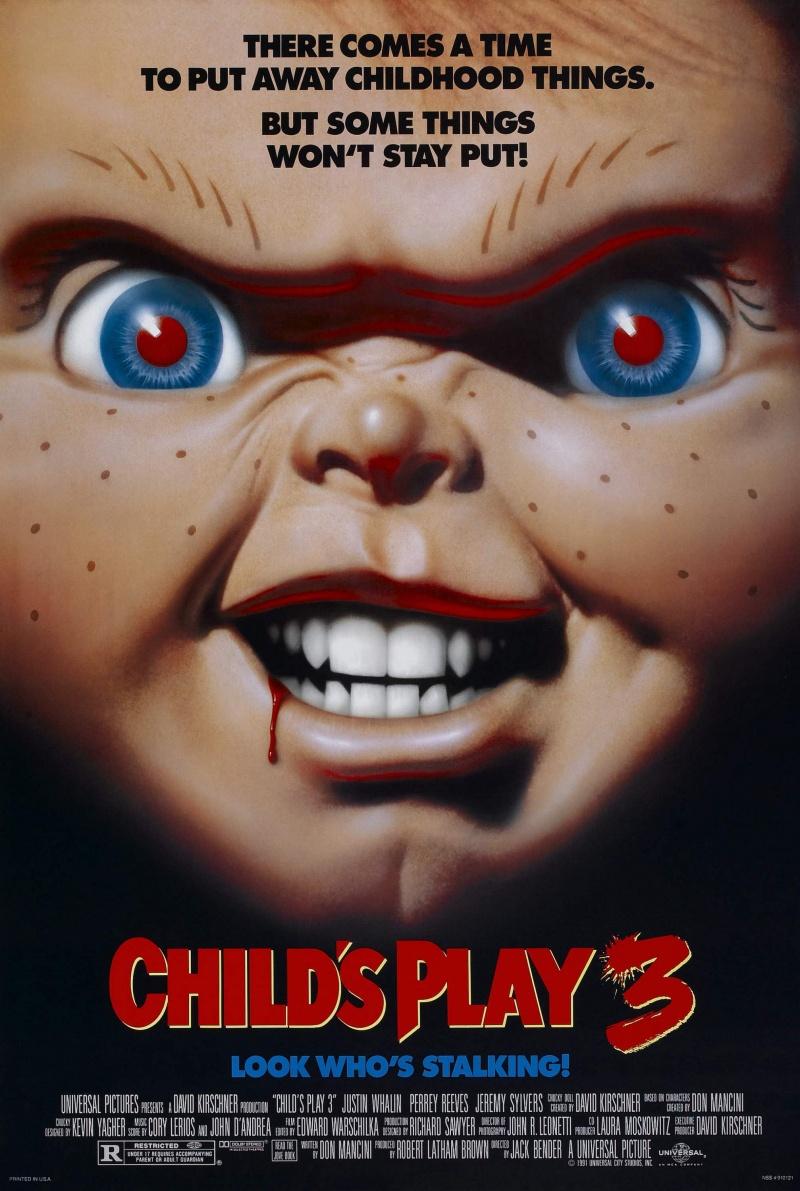 Детские игры 3. Обложка с сайта kinopoisk.ru