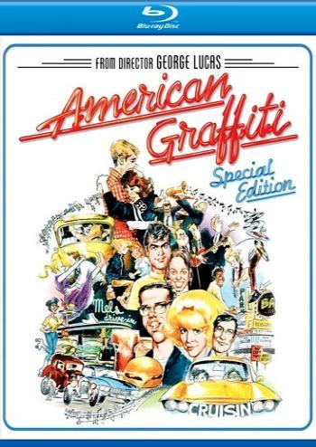 Американские граффити. Обложка с сайта keep4u.ru