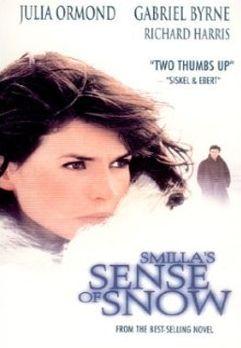 Снежное чувство Смиллы. Обложка с сайта amazon.co.uk