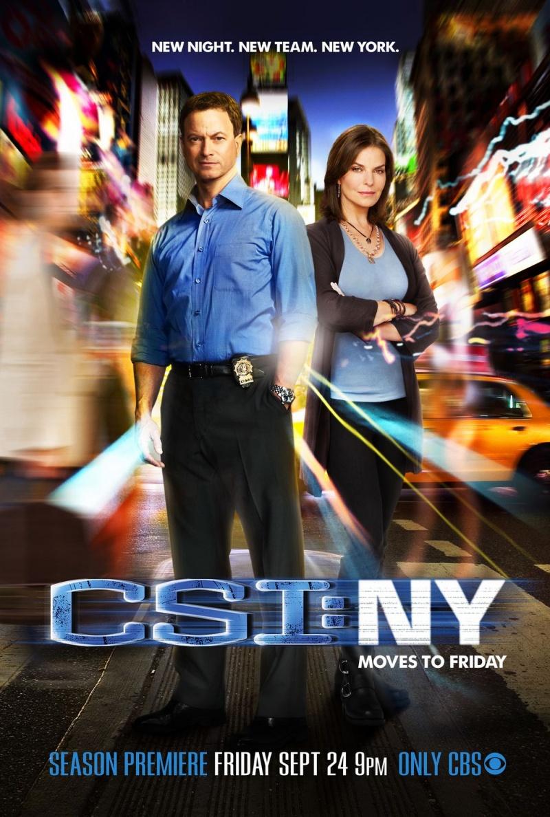 C.S.I.: Нью Йорк. Обложка с сайта ipicture.ru