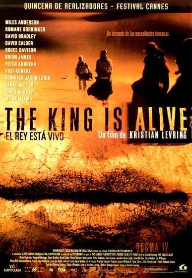 Король жив. Обложка с сайта amazon.co.uk