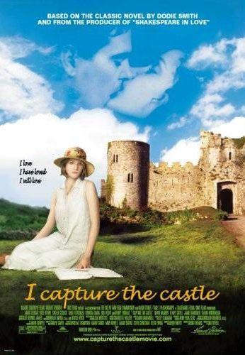 Я захватил замок. Обложка с сайта amazon.co.uk