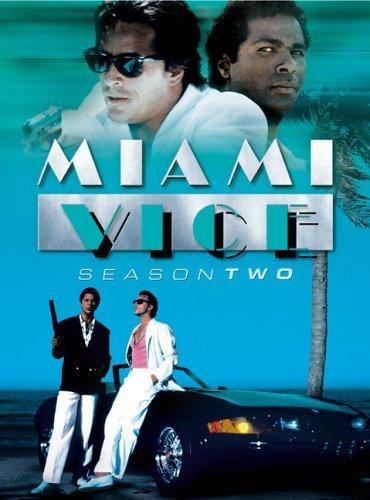 Полиция Майами: Отдел нравов. Обложка с сайта amazon.co.uk