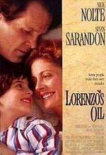 Масло Лоренцо. Обложка с сайта amazon.co.uk