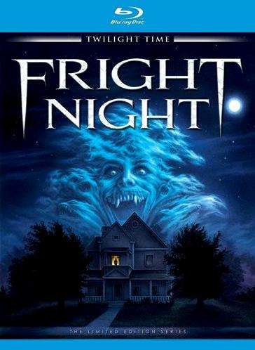 Ночь страха. Обложка с сайта amazon.co.uk