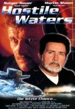 Враждебные воды. Обложка с сайта kino-govno.com