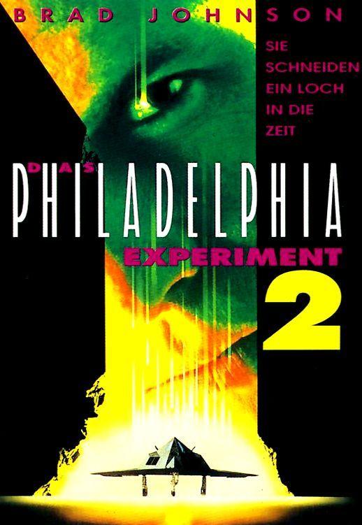 Эксперимент «Филадельфия» 2. Обложка с сайта amazon.co.uk