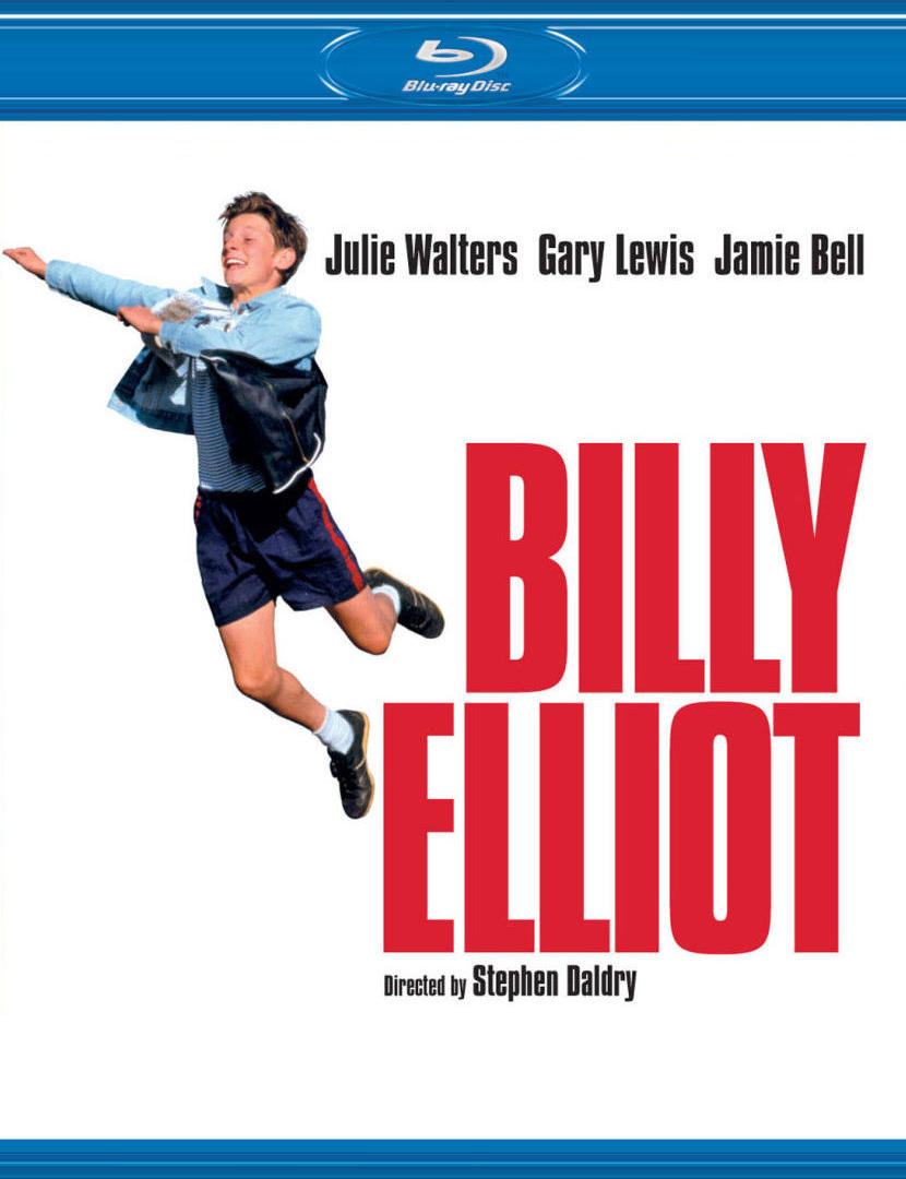 Билли Эллиот. Обложка с сайта kino-govno.com