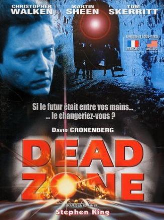 Мертвая зона. Обложка с сайта amazon.de