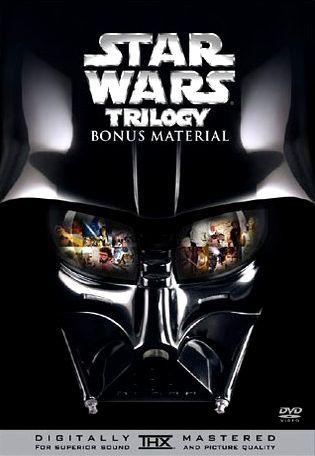 Звездные войны: Империя мечты - история трилогии. Обложка с сайта amazon.de