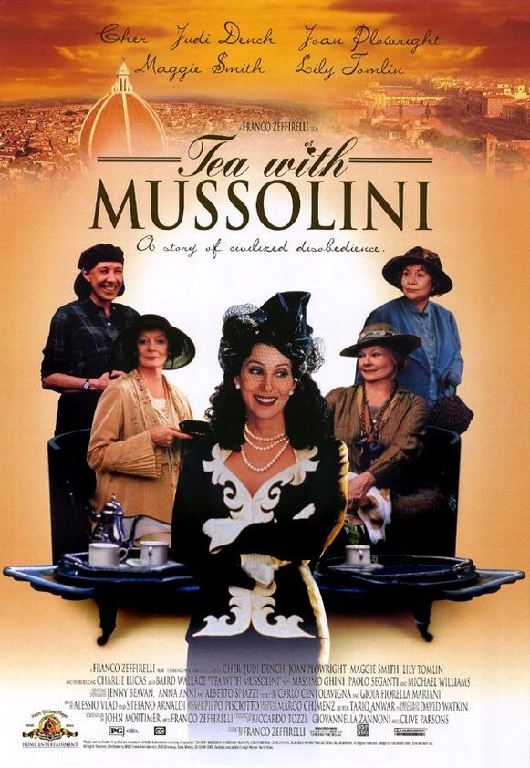 Чай с Муссолини. Обложка с сайта imageshost.ru