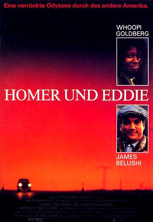 Гомер и Эдди. Обложка с сайта kino-govno.com