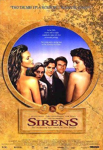 Сирены. Обложка с сайта kino-govno.com