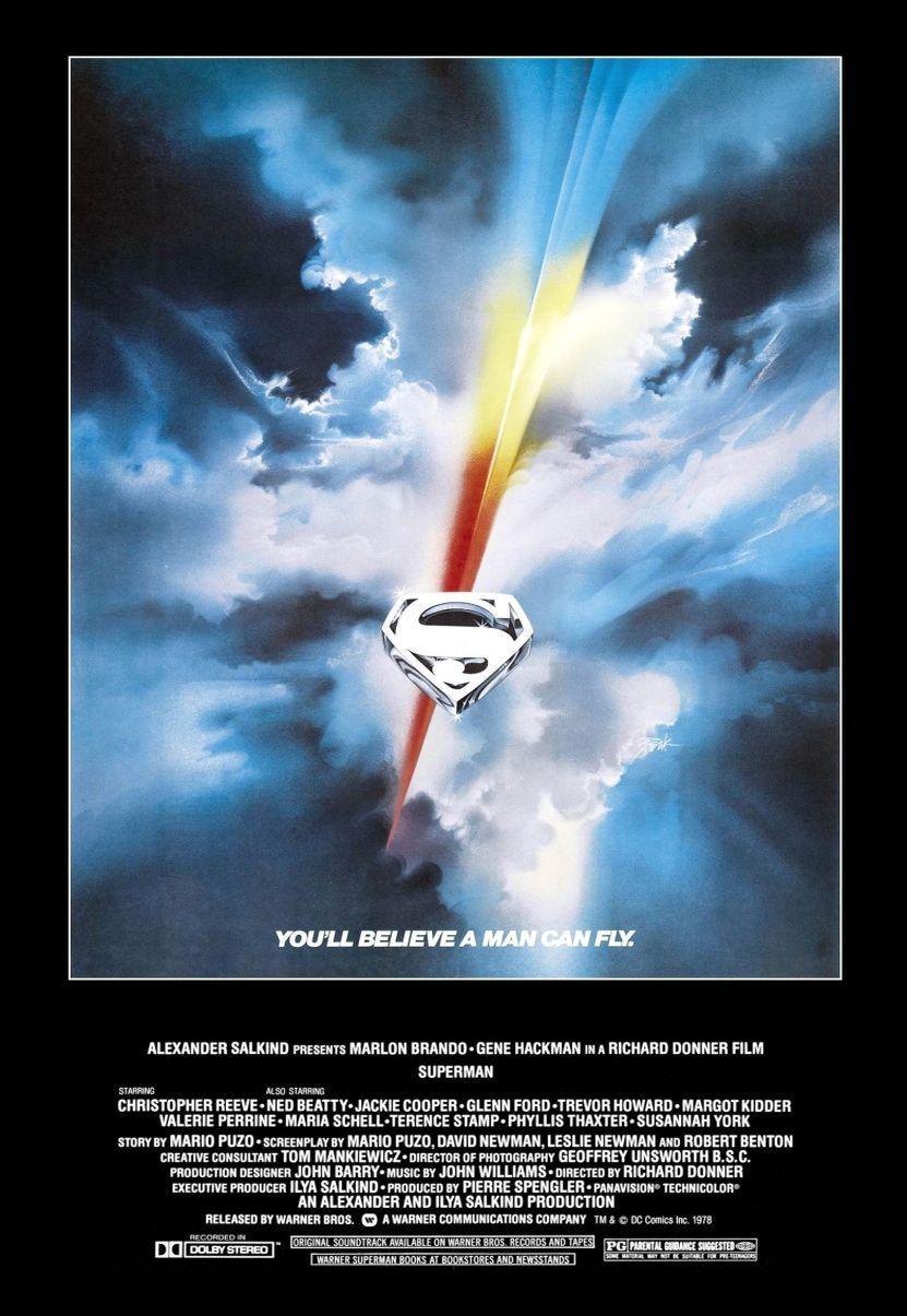 Супермен. Обложка с сайта imageshost.ru