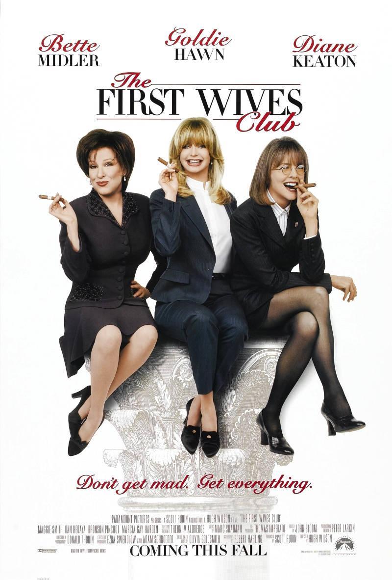 Клуб первых жен. Обложка с сайта amazon.de