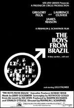 Ребята из Бразилии. Обложка с сайта amazon.com