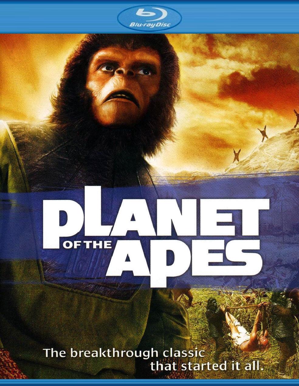 Планета обезьян. Обложка с сайта amazon.de