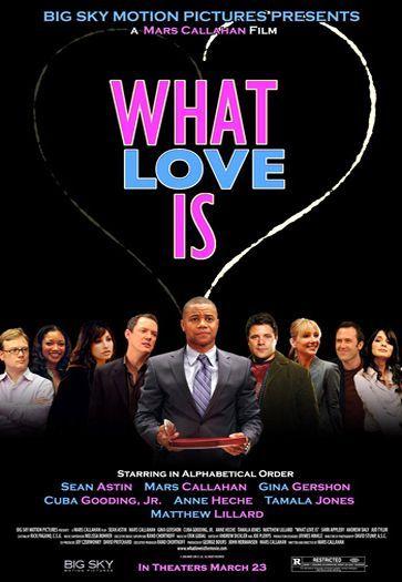 Что такое любовь. Обложка с сайта amazon.com
