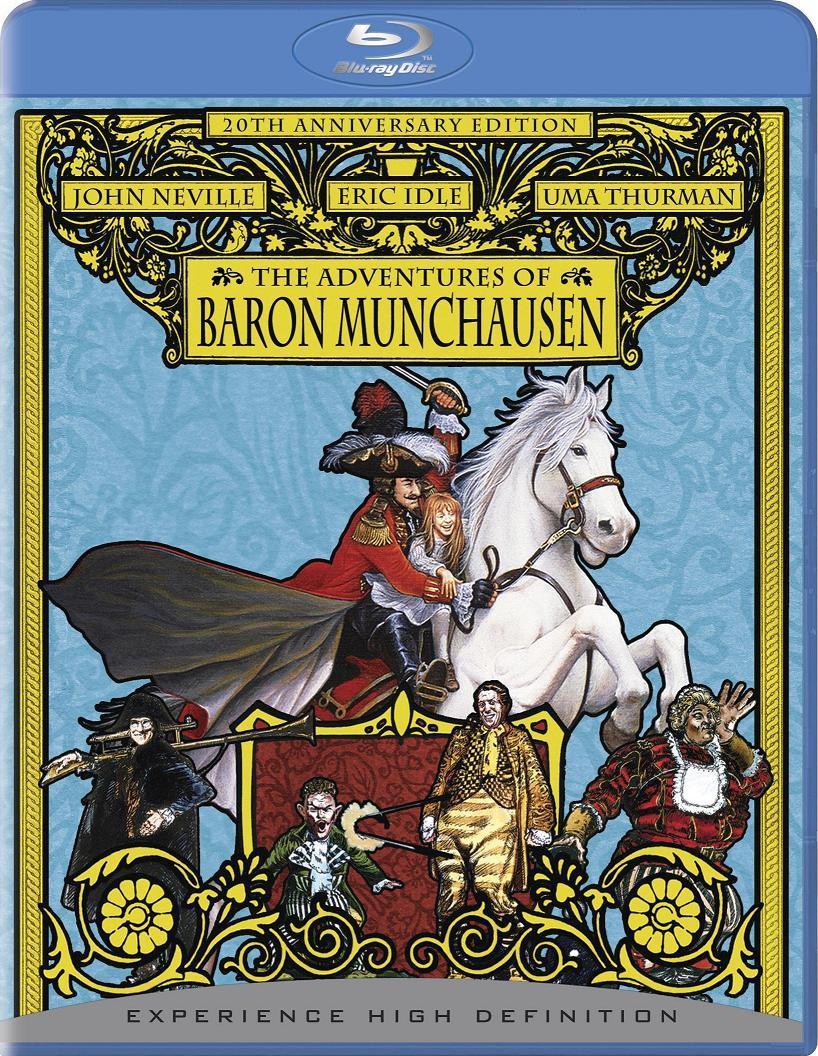 Приключения барона Мюнхаузена. Обложка с сайта era-hd.ru