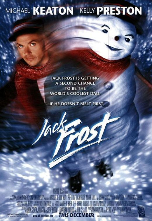 Джек Фрост. Обложка с сайта amazon.com