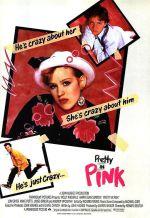 Милашка в розовом. Обложка с сайта amazon.de
