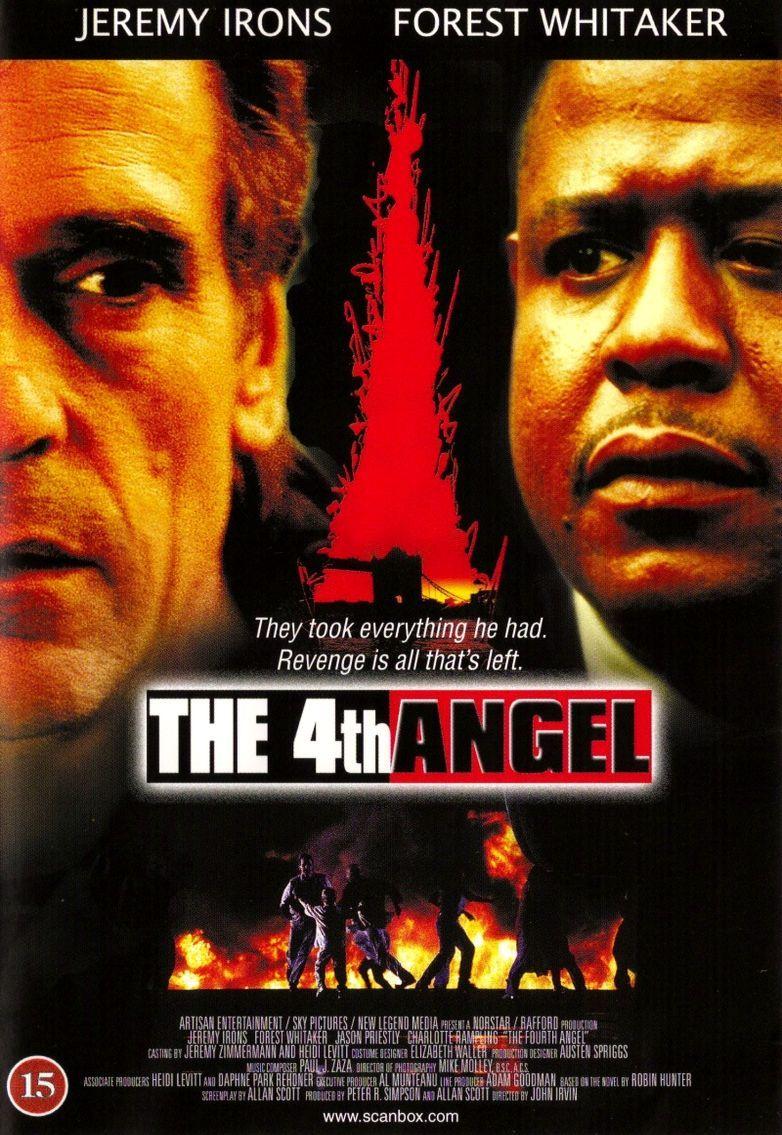 Четвертый ангел. Обложка с сайта radikal.ru