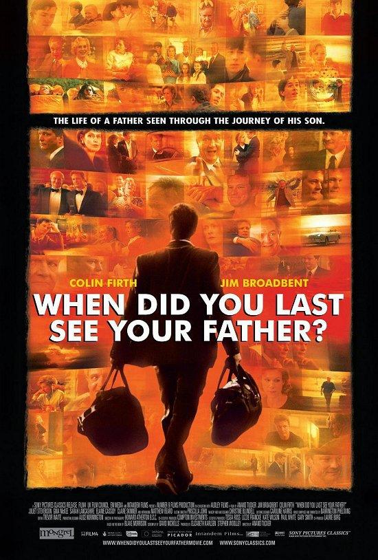 Когда ты в последний раз видел своего отца?. Постер с сайта kinopoisk.ru