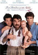 Трое мужчин и младенец. Обложка с сайта kinopoisk.ru