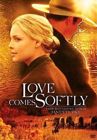 Любовь приходит тихо. Обложка с сайта amazon.com