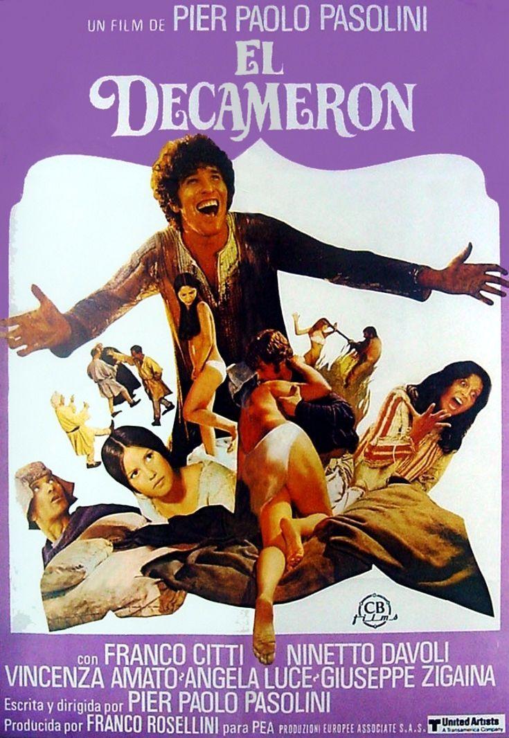 Декамерон. Обложка с сайта amazon.com
