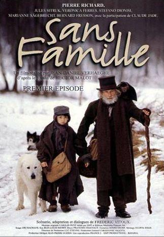 Без семьи. Обложка с сайта keep4u.ru