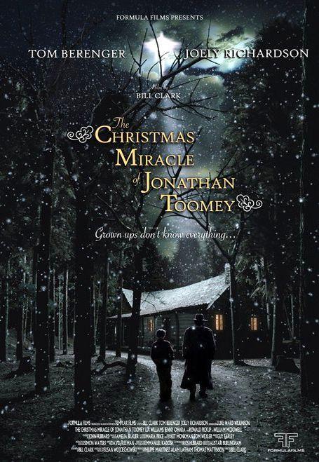 Рождественское чудо Джонатана Туми. Обложка с сайта amazon.co.uk