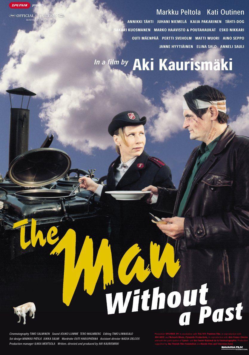 Человек без прошлого. Обложка с сайта ipicture.ru