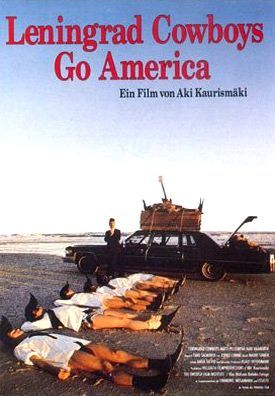 Ленинградские ковбои едут в Америку. Обложка с сайта keep4u.ru