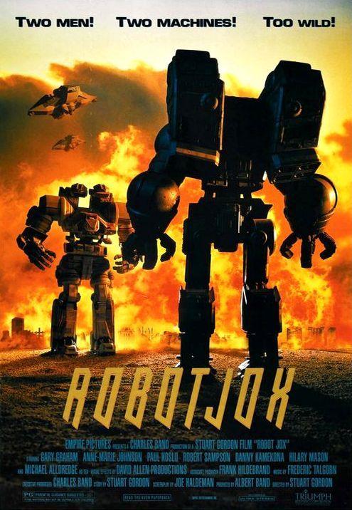 Робот Джокс. Обложка с сайта imagepost.ru