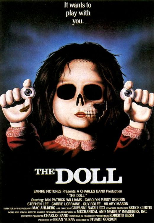 Куклы. Обложка с сайта amazon.co.uk