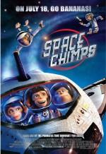 Мартышки в космосе. Постер с сайта kinopoisk.ru