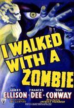 Я ходила рядом с зомби. Обложка с сайта kino-govno.com