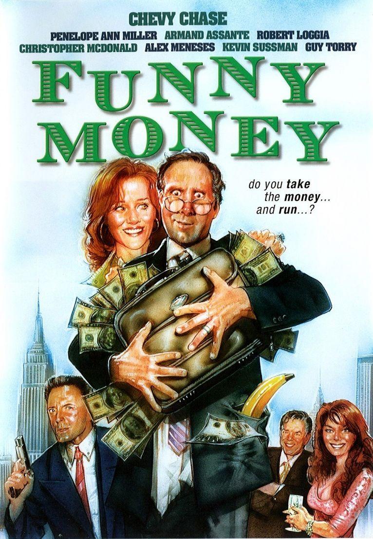 Безумные деньги. Обложка с сайта kino-govno.com