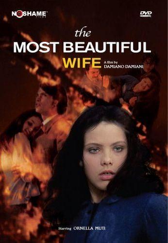 Самая красивая жена. Обложка с сайта amazon.co.uk
