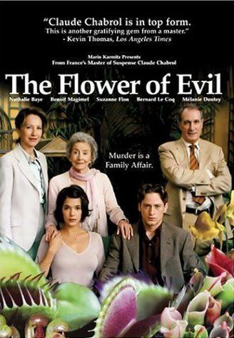 Цветок зла. Обложка с сайта kino-govno.com