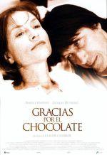 Спасибо за шоколад. Обложка с сайта amazon.co.uk