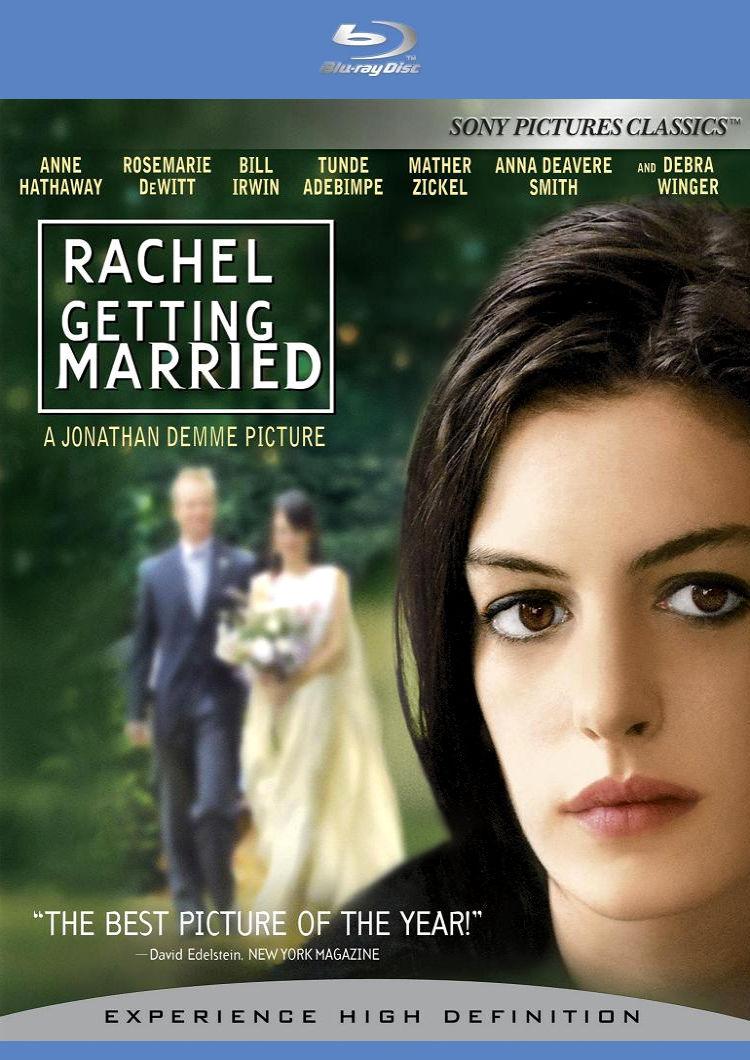 Рейчел выходит замуж. Обложка с сайта kinopoisk.ru