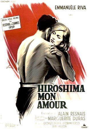 Хиросима - любовь моя. Обложка с сайта amazon.co.uk
